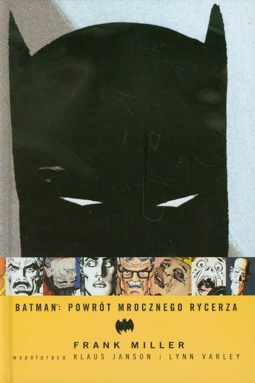 okładka Batman Powrót Mrocznego Rycerzaksiążka |  | Miller Frank