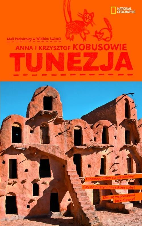 okładka Tunezja, Książka | Anna Kobus, Krzysztof Kobus