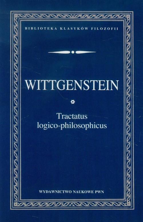 okładka Tractatus logico-philosophicus, Książka | Wittgenstein Ludwig