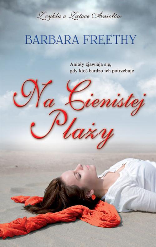 okładka Na cienistej plaży, Książka | Freethy Barbara