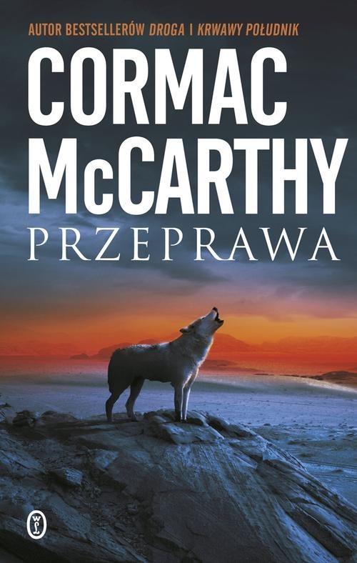 okładka Przeprawa, Książka | Cormac McCarthy