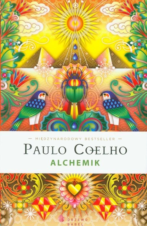 okładka Alchemik, Książka | Paulo Coelho