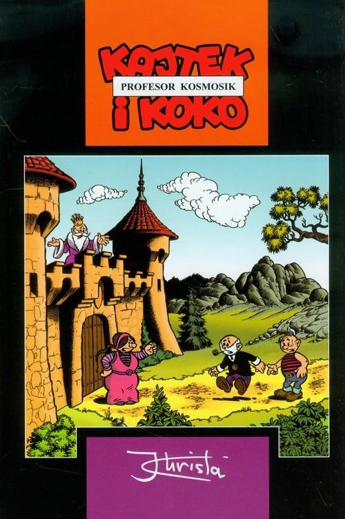 okładka Kajtek i Koko Profesor Kosmosik, Książka | Janusz Christa