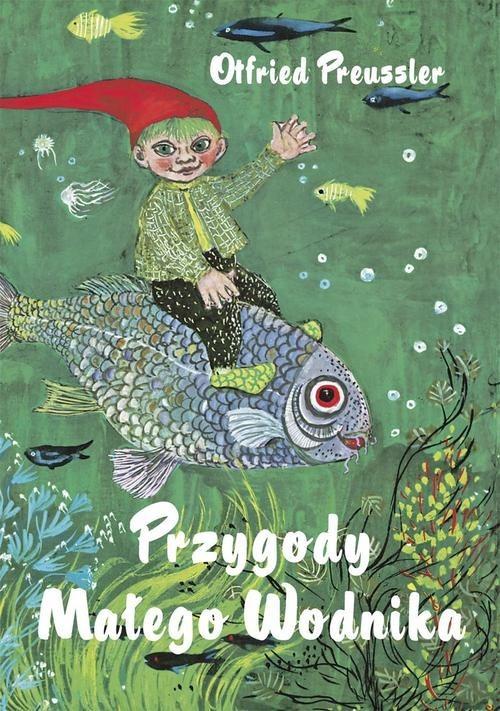 okładka Przygody Małego Wodnika, Książka | Preussler Otfried