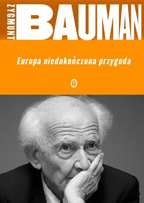 okładka Europa niedokończona przygodaksiążka |  | Zygmunt Bauman