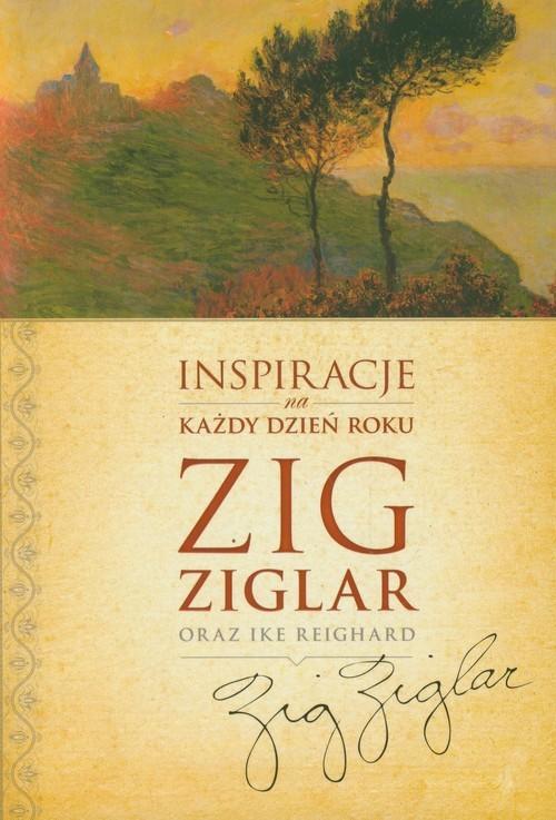 okładka Inspiracje na każdy dzień roku, Książka | Zig  Ziglar, Ike  Reighard
