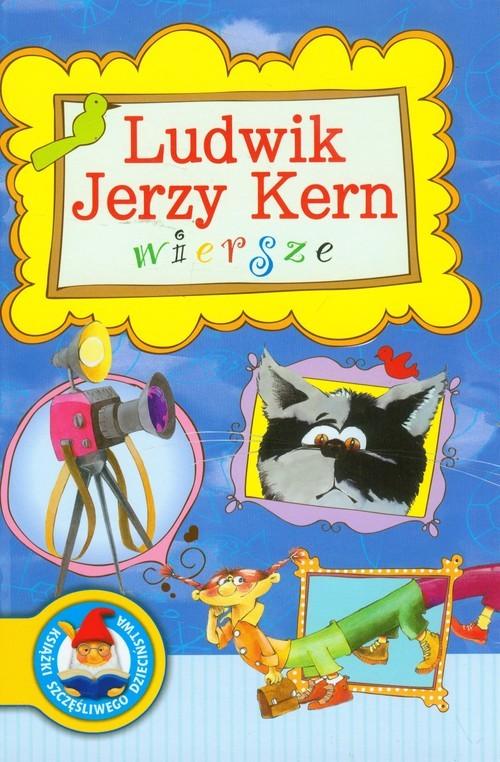 okładka Wiersze, Książka   Ludwik Jerzy Kern