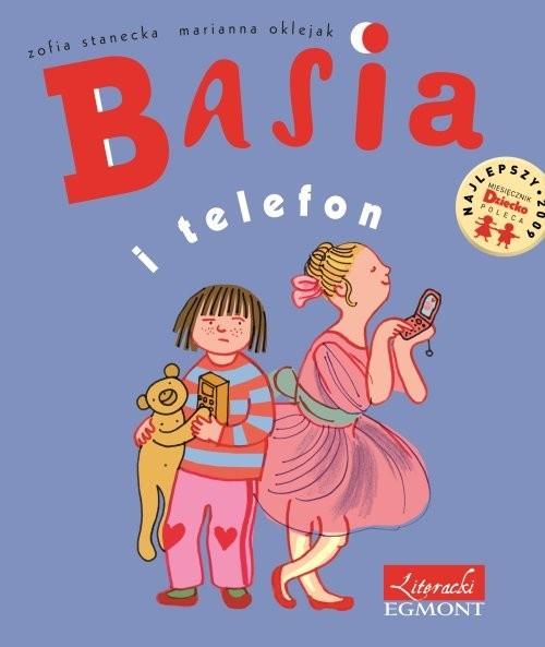 okładka Basia i telefon, Książka | Stanecka Zofia