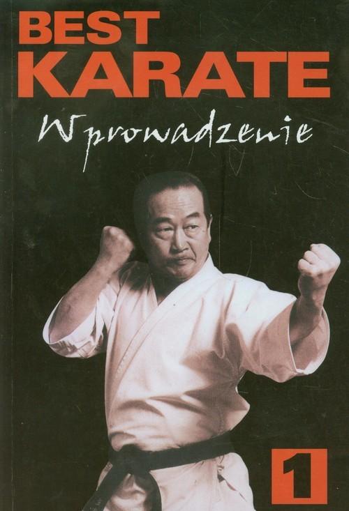 okładka Best karate 1 Wprowadzenie, Książka   Nakayama Masatoshi