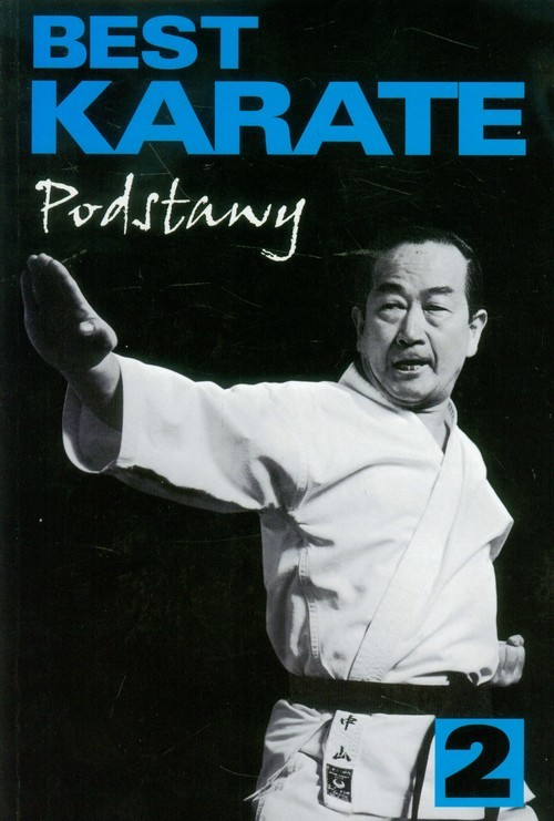 okładka Best karate 2 Podstawy, Książka   Nakayama Masatoshi