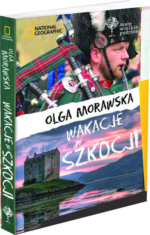 okładka Wakacje w Szkocji, Książka | Morawska Olga