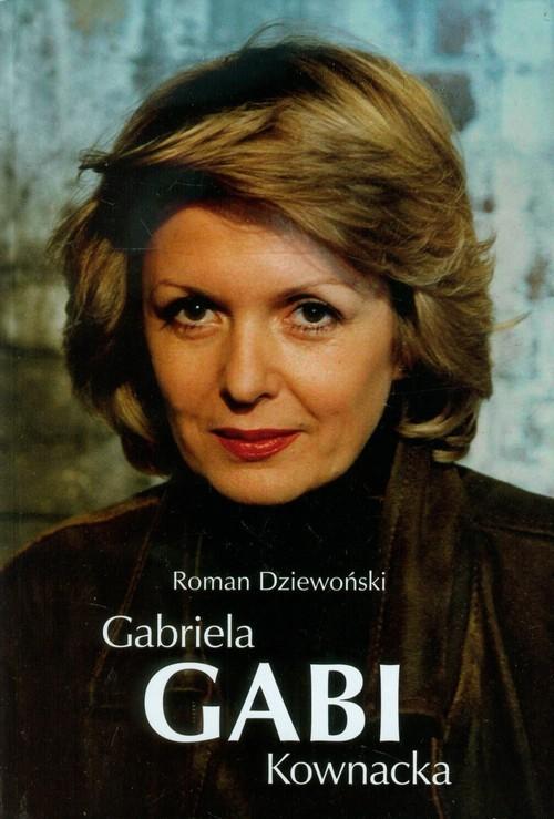 okładka Gabi Gabriela Kownacka, Książka | Dziewoński Roman