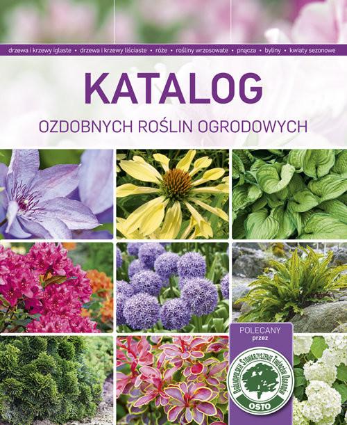 okładka Katalog ozdobnych roślin ogrodowychksiążka |  |