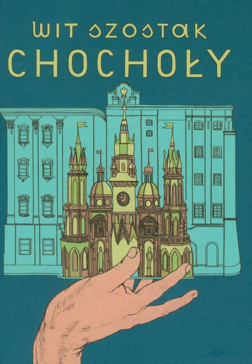 okładka Chochoły, Książka | Wit Szostak