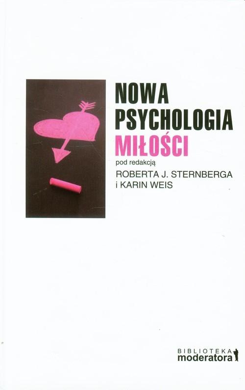 okładka Nowa Psychologia Miłościksiążka     