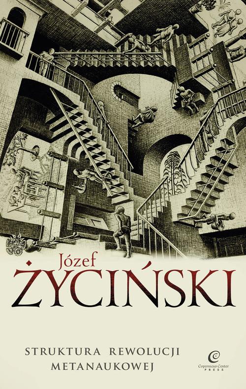 okładka Struktura rewolucji metanaukowej, Książka | Życiński Józef