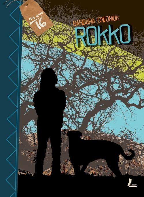 okładka Rokko, Książka | Ciwoniuk Barbara