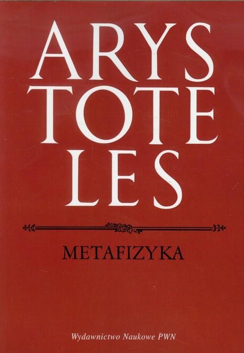 okładka Metafizyka, Książka   Arystoteles