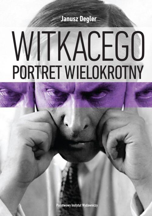 okładka Witkacego portret wielokrotny, Książka | Degler Janusz