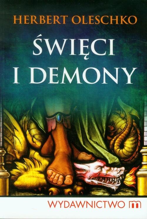 okładka Święci i demony, Książka | Oleschko Herbert