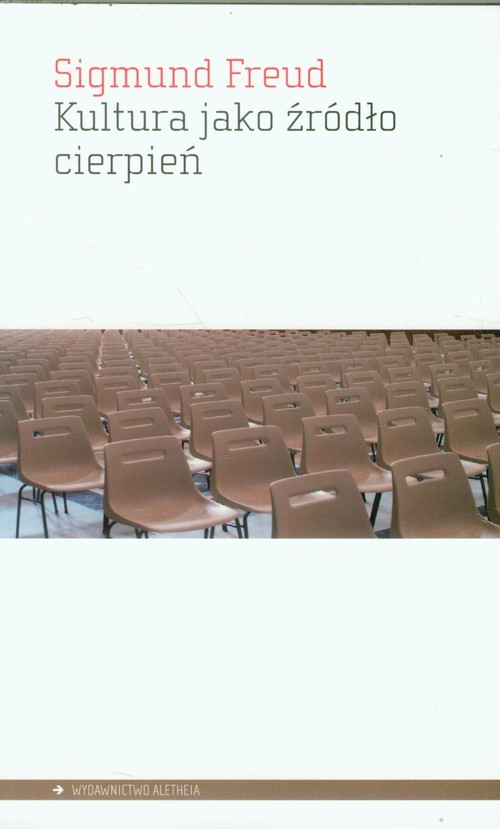 okładka Kultura jako źródło cierpieńksiążka |  | Sigmund Freud