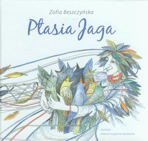 okładka Ptasia Jaga, Książka   Zofia Beszczyńska