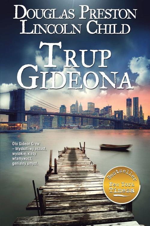 okładka Trup Gideona, Książka | Douglas Preston, Lincoln Child
