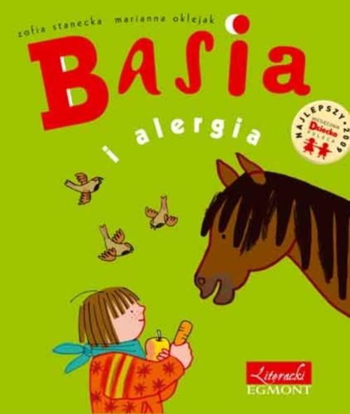 okładka Basia i alergia, Książka | Stanecka Zofia