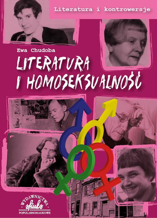 okładka Literatura i homoseksualność, Książka | Ewa Chudoba