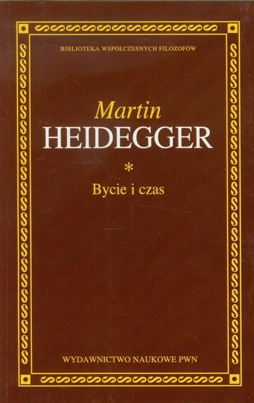 okładka Bycie i czas, Książka | Heidegger Martin