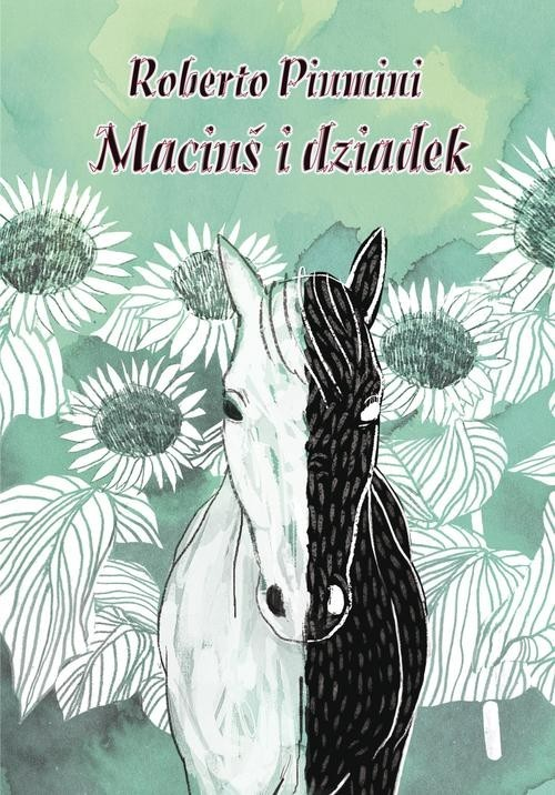 okładka Maciuś i dziadek, Książka | Piumini Roberto