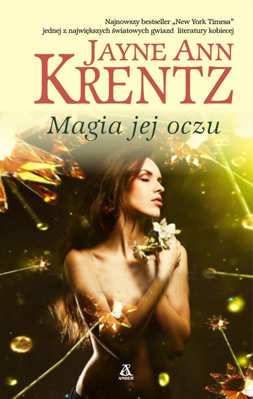 okładka Magia jej oczu, Książka | Jayne Ann Krentz