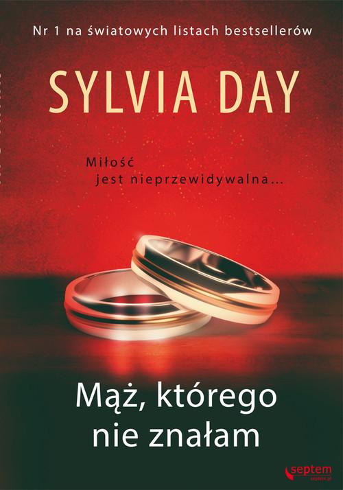 okładka Mąż, którego nie znałam, Książka | Day Sylvia