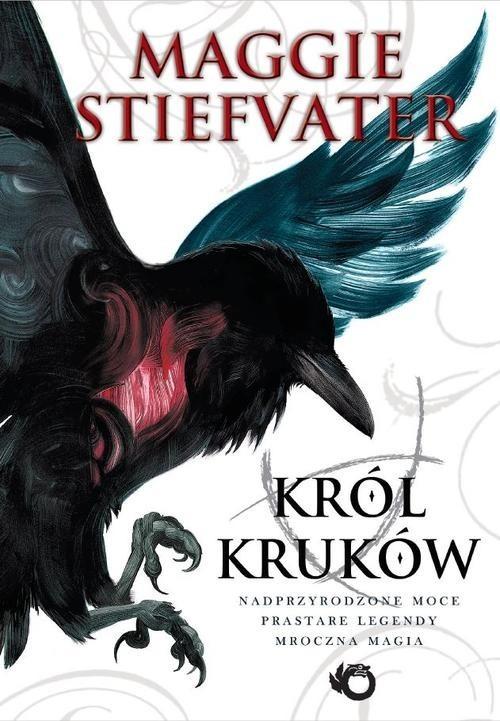 okładka Król Kruków, Książka | Stiefvater Maggie