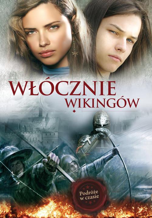 okładka Włócznie Wikingów, Książka   Zofia Kaliska