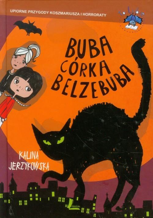 okładka Buba córka Belzebuba, Książka | Jerzykowska Kalina