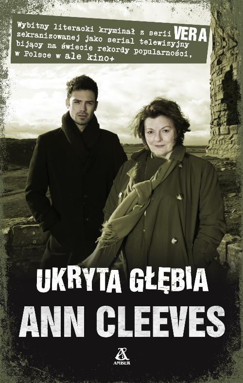 okładka Vera Ukryta głębia, Książka | Ann Cleeves