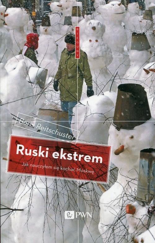 okładka Ruski ekstremksiążka      Boris  Reitschuster