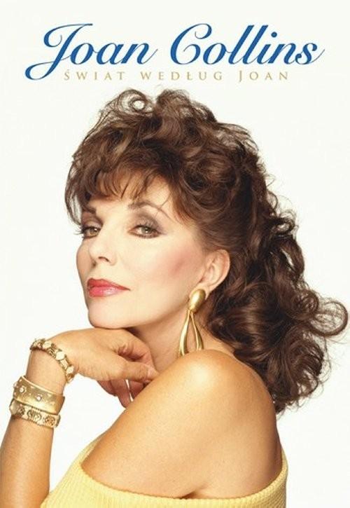 okładka Świat według Joan Collins, Książka | Collins Joan