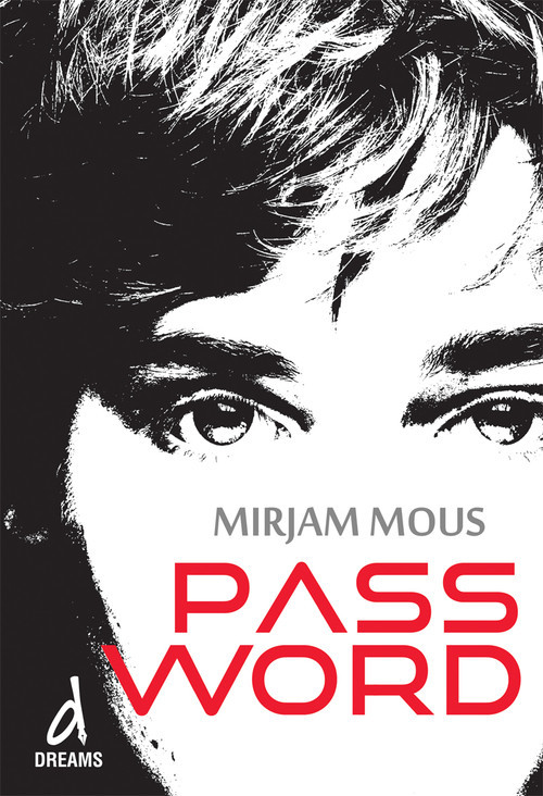 okładka Password, Książka | Mous Mirjam