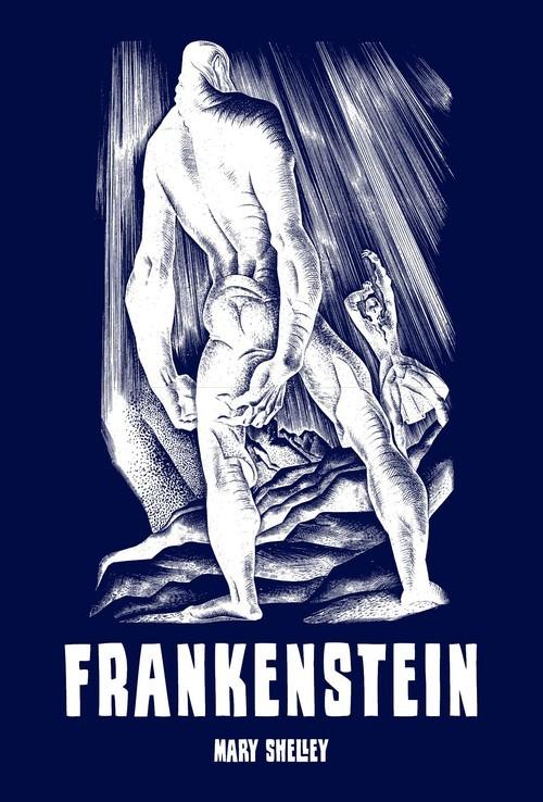 okładka Frankenstein, czyli współczesny Prometeuszksiążka |  | Shelley Mary