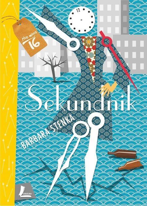 okładka Sekundnik, Książka | Stenka Barbara