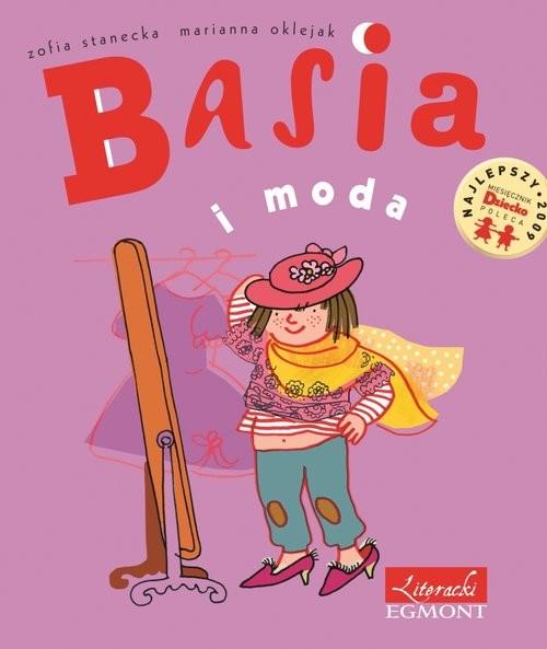 okładka Basia i moda, Książka | Stanecka Zofia