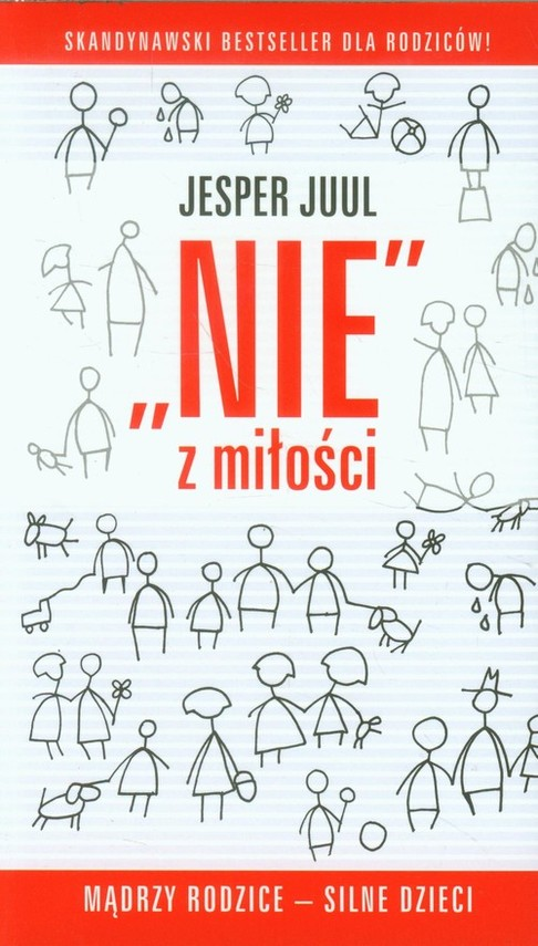 okładka Nie z miłości, Książka | Juul Jesper