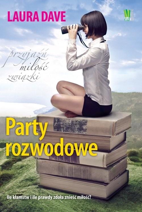okładka Party rozwodowe, Książka | Dave Laura