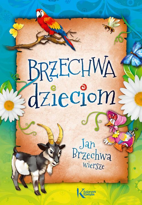 okładka Brzechwa dzieciom, Książka | Niziurski Edmund