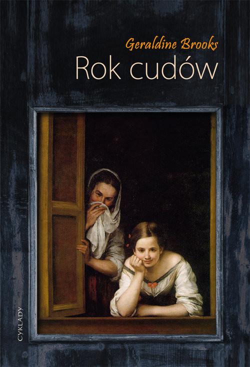 okładka Rok cudów, Książka | Brooks Geraldine