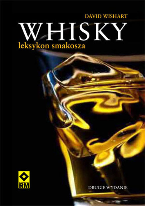 okładka Whisky - leksykon smakosza, Książka | Wishart David