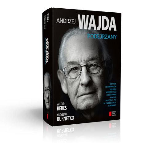 okładka Andrzej Wajda Podejrzany, Książka | Witold Bereś, Krzysztof Burnetko