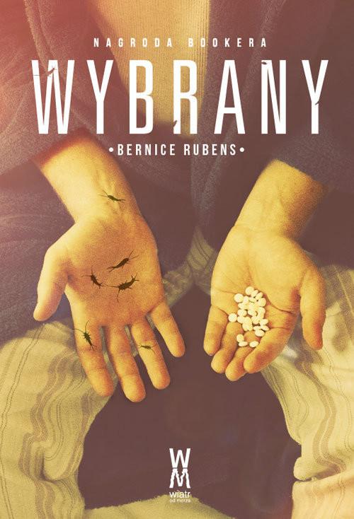 okładka Wybrany, Książka | Rubens Bernice